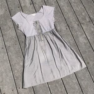 Striped Olsenboye Summer Dress